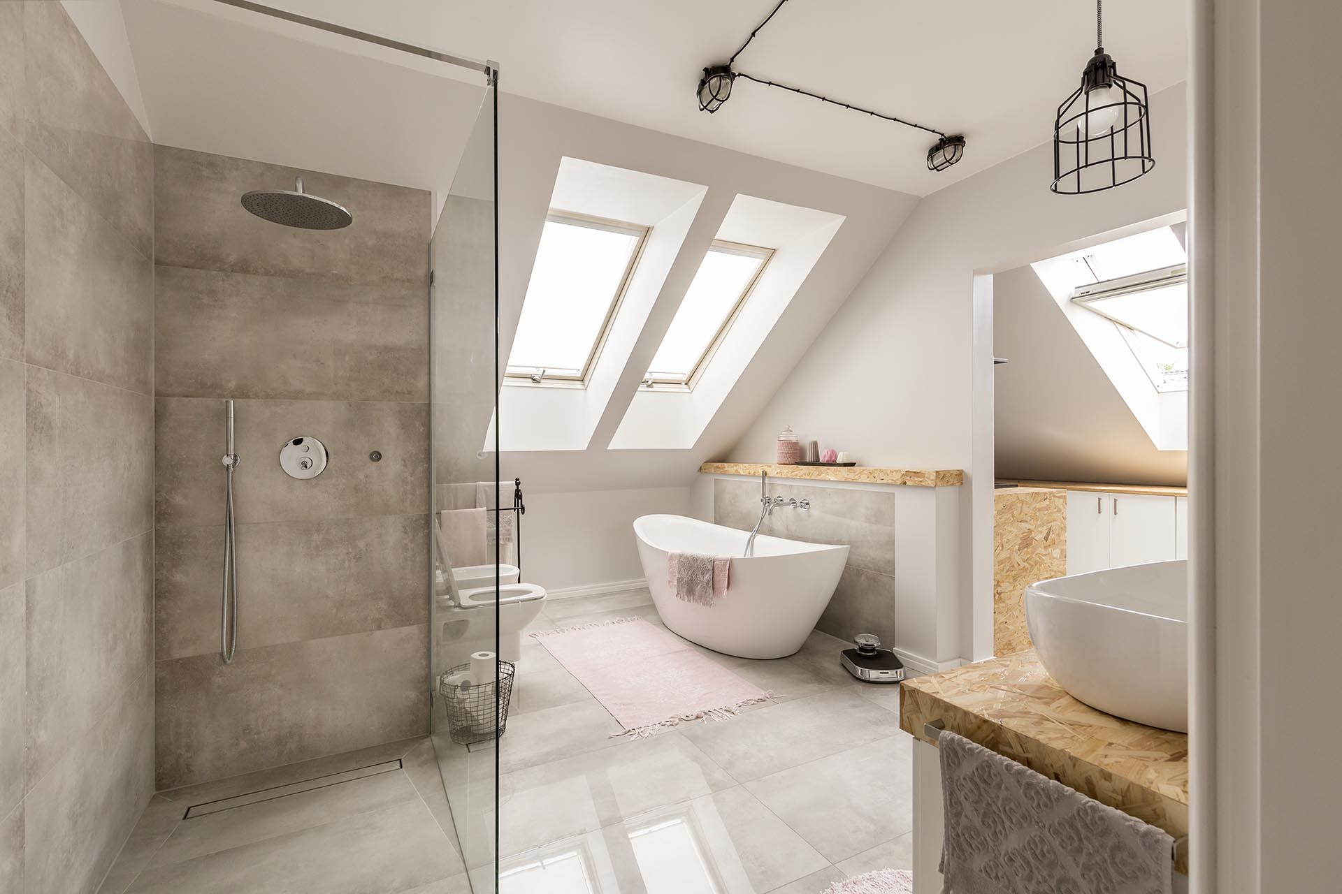 Weyside Heating Services Fitting Bathrooms Ensuites